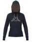 Lady Sweat Hood, Logo Belle