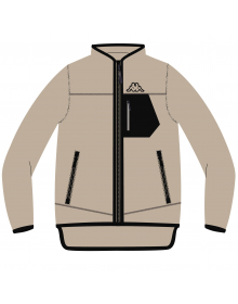 Jr. Fleece Jacket, Toko
