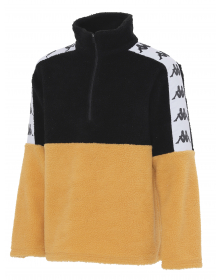Fleece ½ zip, Banda Dustin